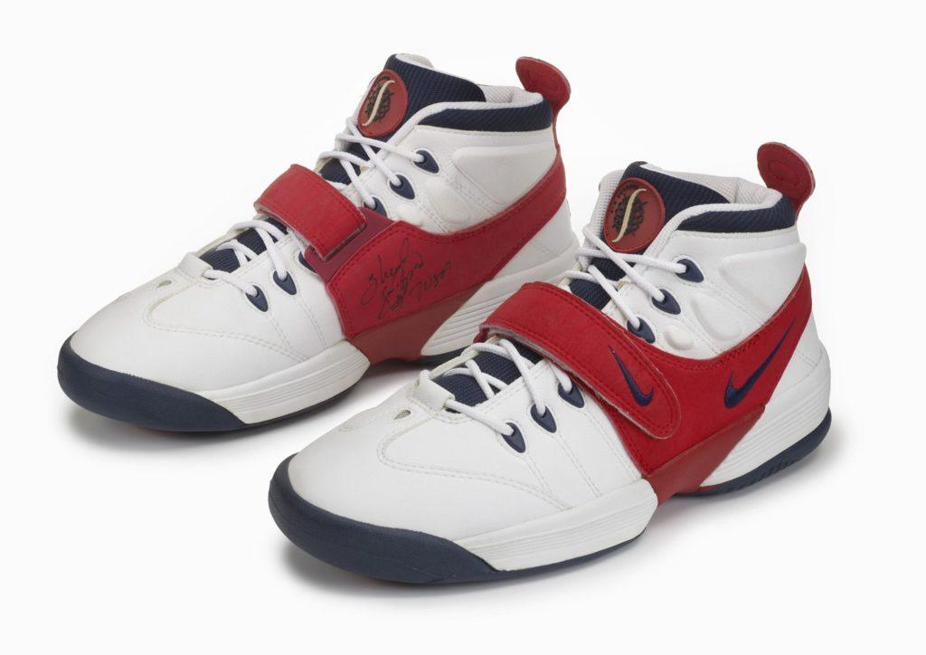 chaussure nike air swoopes wnba