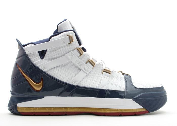chaussure nike lebron 3