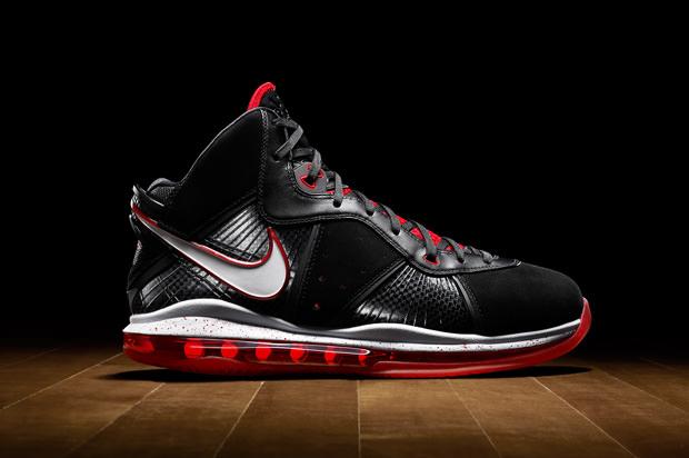chaussure nike lebron 8