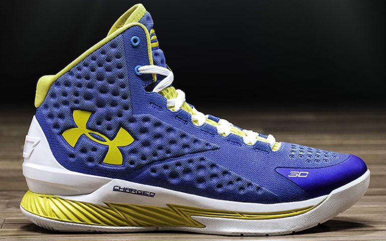 chaussure under armour stephen curry 1