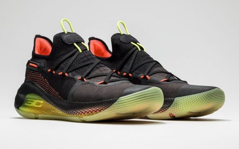 chaussure under armour stephen curry 6