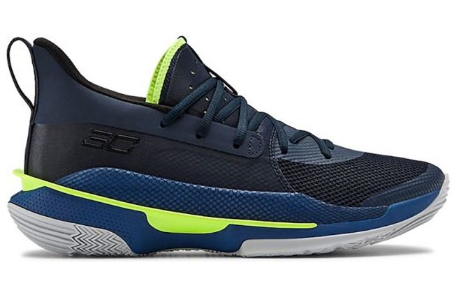 chaussure under armour stephen curry 7