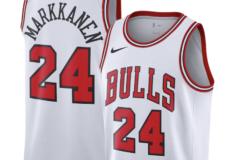 """Image de l'article Nike présente le maillot domicile des Chicago Bulls 2019-2020 : le modèle """"Association Edition"""