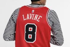 """Image de l'article Nike présente le maillot extérieur des Chicago Bulls 2019-2020 : la """"Icon Edition"""""""
