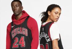 """Image de l'article Nike dévoile le maillot officiel des Chicago Bulls 2019-2020 pour les grands rendez-vous : la """"Statement Edition"""""""