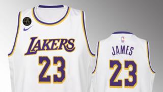 """Image de l'article Les Lakers et Nike présentent le maillot  domicile 2019-2020 """"Association Edition"""""""