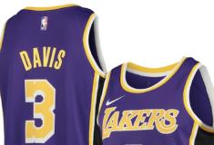 """Image de l'article Nike lance le maillot """"Statement Edition"""" des Los Angeles Lakers 2019-2020"""