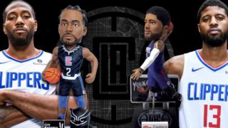 """Image de l'article Nike lance le maillot des Los Angeles Clippers 2019-2020 """"Association Edition"""""""