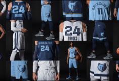 """Image de l'article Les Memphis Grizzlies et Nike présentent le maillot 2019-2020 """"Association Edition"""""""