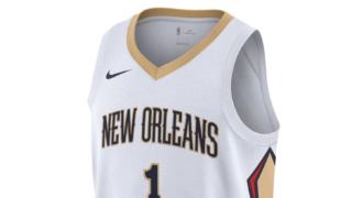 """Image de l'article Les New Orleans Pelicans et Nike présentent le maillot 2019-2020 """"Association Edition"""""""