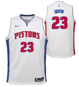 Association Edition du Detroit Pistons
