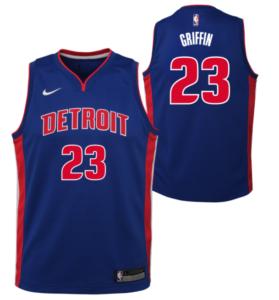 Icon Edition du Detroit Pistons