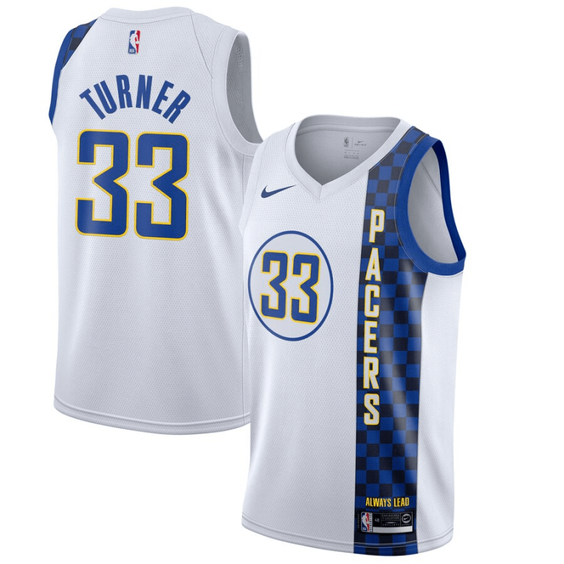maillot city nike indiana pacers myles turner