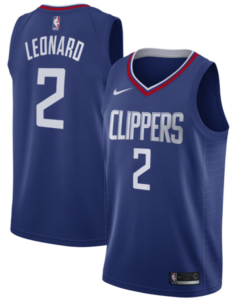 Icon Edition du Los Angeles Clippers
