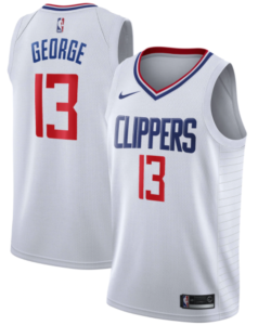 Association Edition du Los Angeles Clippers