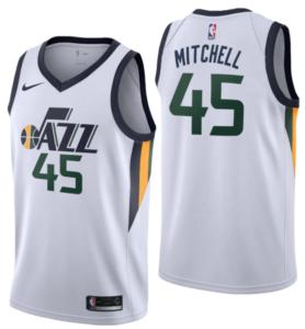 Association Edition du Utah Jazz