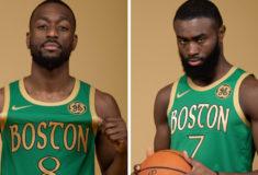 Image de l'article Nike dévoile l'édition City 2019-2020 du maillot des Boston Celtics