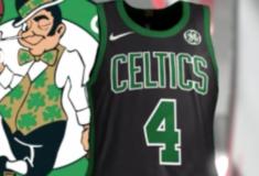"""Image de l'article Nike présente le maillot des Celtics pour les grands rendez-vous : le """"Statement Edition"""""""