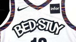 Image de l'article Nike lance l'édition «City» 2019-2020 du maillot des Brooklyn Nets