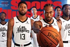Image de l'article Nike dévoile l'édition City 2019-2020 du maillot des Los Angeles Clippers