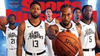 Image de l'article Nike dévoile l'édition City 2019-2020 du maillot des Los Angeles Clippers