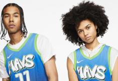 Image de l'article Nike dévoile l'édition City 2019-2020 du maillot des Dallas Mavericks