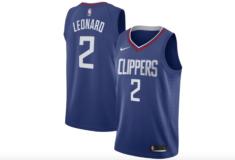 """Image de l'article Les Clippers et Nike dévoilent le maillot 2019-2020 """"Icon Edition"""""""