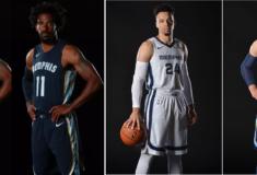 """Image de l'article Nike dévoile le maillot des Memphis Grizzlies 2019-2020 """"Icon Edition"""""""