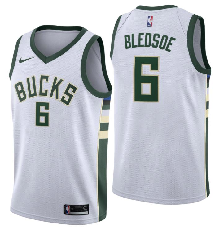 Association Edition du Milwaukee Bucks