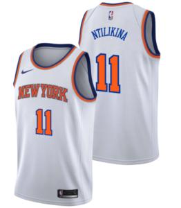Association Edition du New York Knicks