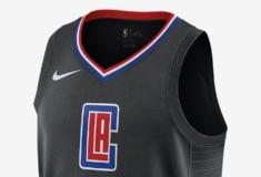 """Image de l'article Les Clippers et Nike présentent le maillot """"Statement"""" 2019-2020"""