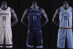 """Image de l'article Les Memphis Grizzlies et Nike dévoilent le maillot 2019-2020 """"Statement Edition"""""""