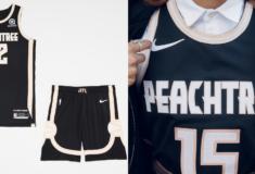 Image de l'article Nike présente les maillots officiels des Atlanta Hawks pour la saison 2019-2020