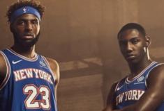 Image de l'article Nike présente les maillots officiels des New York Knicks pour la saison 2019-2020