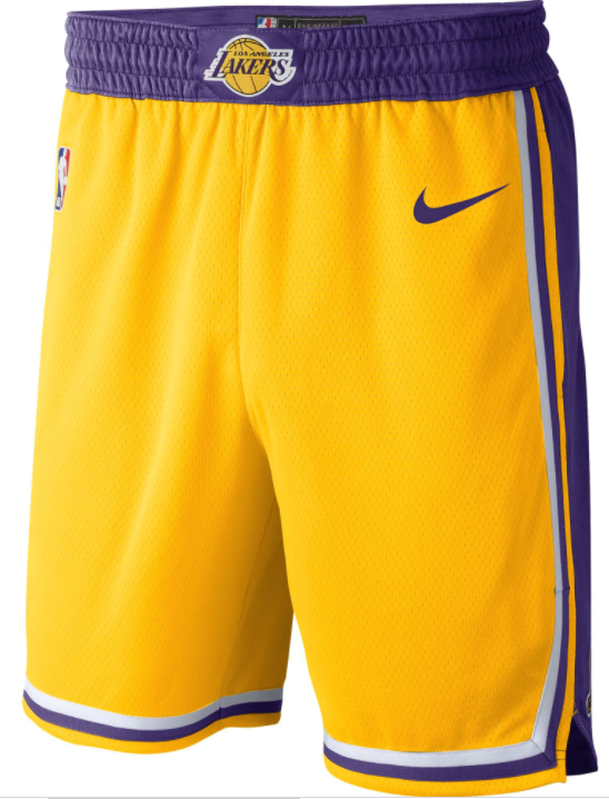 short lakers icon
