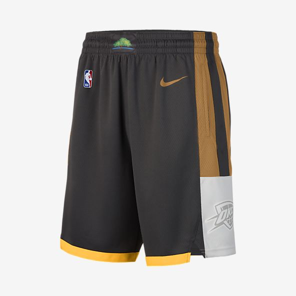 short city okc thunder nike