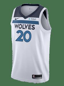 Association Edition du Minnesota Timberwolves