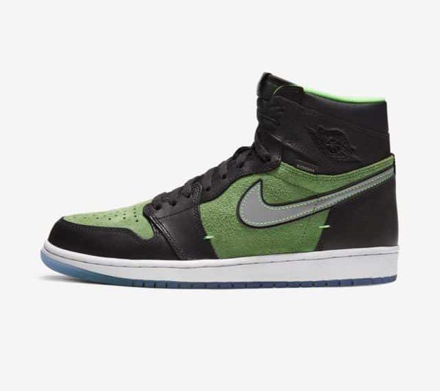 Air Jordan 1 Zoom Zen Green