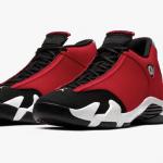 Une nouvelle édition pour la dernière chaussure portée par Michael Jordan chez les Bulls : la Air Jordan 14 «Gym Red»