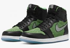 Image de l'article La Air Jordan 1 Zoom Zen Green disponible le 20 juin sur la boutique Nike!
