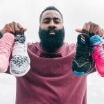 L'histoire de la chaussure signature de James Harden : la adidas Harden
