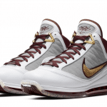 La LeBron 7 QS MVP fait son grand retour chez Nike aujourd'hui