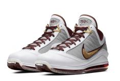 Image de l'article La LeBron 7 QS MVP fait son grand retour chez Nike aujourd'hui