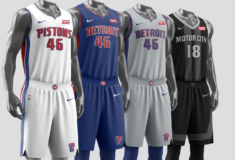 Image de l'article Les Pistons et Nike présentent le maillot Association 2019-2020