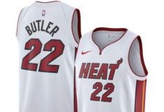 """Image de l'article Nike dévoile le maillot domicile du Heat 2019-2020 : le modèle """"Association Edition"""""""