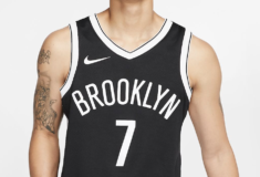 """Image de l'article Nike présente le maillot extérieur des Brooklyn Nets 2019-2020 : la """"Icon Edition"""""""