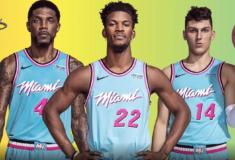 Image de l'article Nike présente l'édition City 2019-2020 du maillot du Miami Heat