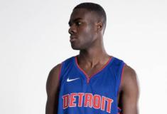 """Image de l'article Nike présente le maillot extérieur des Detroit Pistons 2019-2020 : la """"Icon Edition"""""""
