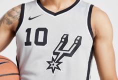 Image de l'article Nike présente les maillots officiels des San Antonio Spurs pour la saison 2019-2020
