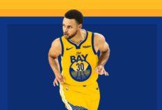 Image de l'article Nike et les Golden State Warriors présentent le maillot Statement 2019-2020 : pour les gros matchs !